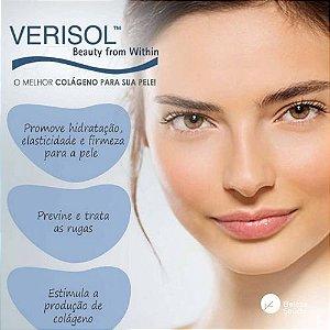 Verisol 2,5g + Nutricolin + 4 Ativos - Pele Renovada