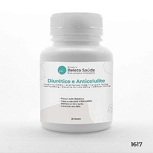 Cápsulas Efeito Diurético e Anticelulite