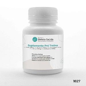 Complexo Aminoácidos Suplemento Pré Treino