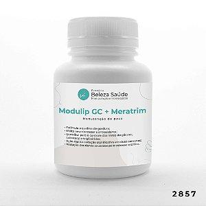 Modulip Gc 200mg + Meratrim 400mg - Manutenção do Peso