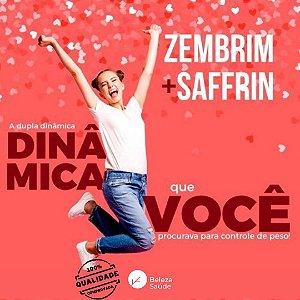 Zembrin 10mg  + Saffrin 100mg : Emagrecer com Saúde