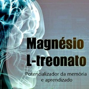 Magnésio L Treonato 200mg