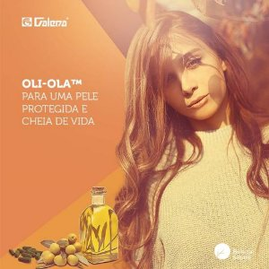 Oli Ola 300mg + Vitamina C 500mg - Combate Manchas e Melasma