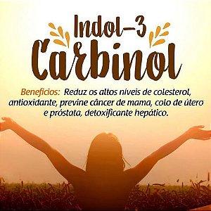Indol 3 Carbinol 400mg Saúde Corporal