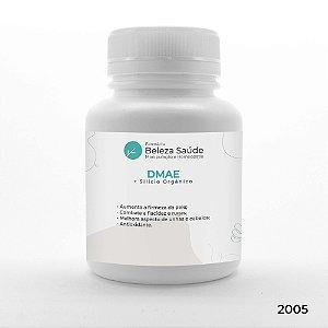 DMAE + Silício Orgânico - Combate Flacidez e Rugas