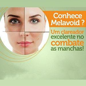 Melavoid 3% + Nano Ligthening 5% - Creme Clareador