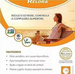 Relora 300mg - Controla a Ansiedade e Compulsão Alimentar