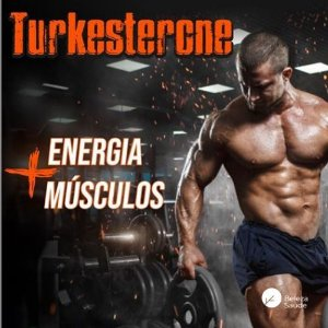 Turkesterone 600mg + Tribulus Terrestris 600mg : Força Muscular, Estimulante Sexual, Libido