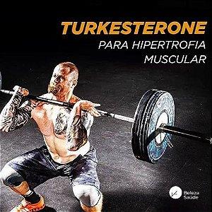 Turkesterone 600mg 60 Caps + Long Jack 500mg 60 Caps ; 2 Produtos para Bombar