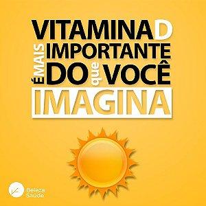 Vitamina D3 + Vit K2 + Vit A - Saúde dos Ossos