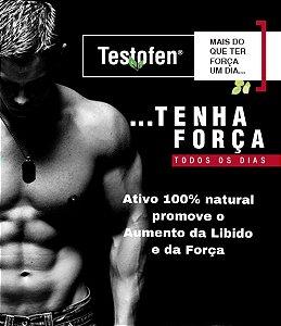 Testofen 330mg 60 Cápsulas + Tribullus Terrestris 800mg 60 Cápsulas : 2 Suplementos - Libido, Afrodisíaco, Estimulante