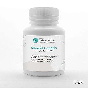 Morosil 500mg + Cactin 500mg Redução de Medidas