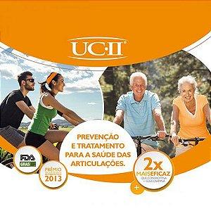 Colágeno Uc II 40mg + Ácido Hialurônico 10mg