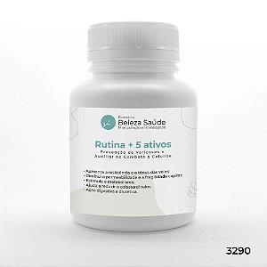 Rutina + Diosmina + Hesperidina + Asiaticoside