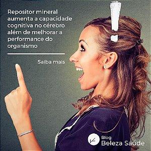 Cápsulas para Turbinar sua Memória, Inteligência, Foco e Concentração