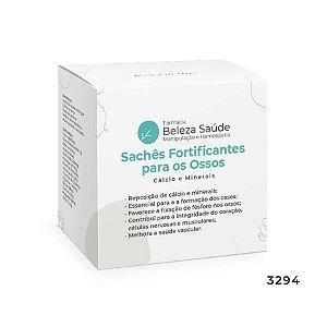 Sachês Fortificantes para os Ossos - Cálcio e Minerais