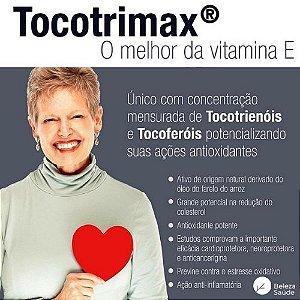 Tocotrimax 200mg - O Melhor Da Vitamina E