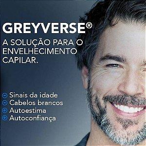 Greyverse 2% - Anti Cabelos Grisalhos e  Brancos