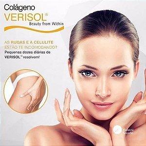 Verisol Colágeno Puro com Bio Peptídeos : Pote Granel