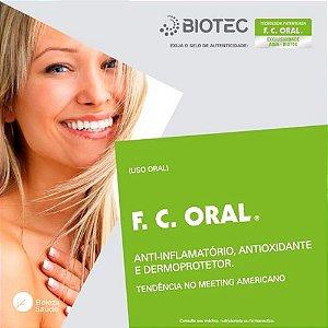 Fosfolipídeos Do Caviar 200mg - F. C. Oral Biotec Anti- inflamatório, Antioxidante da pele