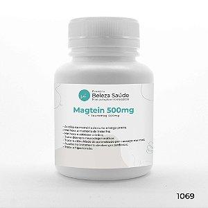 Magtein 500mg + Tauromag 500mg : Fórmula Forte para Saúde Cerebral