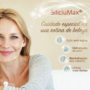 Siliciumax + Resveratrol + Coenzima + Luteína - Cápsulas para sua Beleza
