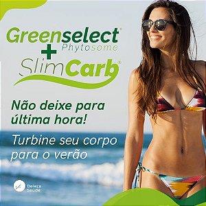 Greenselect + SlimCarb : Modulador de Peso, Termogênico, Queima de Gordura