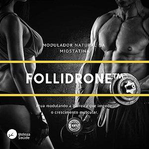 Follidrone 5g : Modulador Natural da Miostatina - Crescimento Muscular