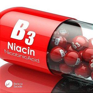 Vitamina B3 ( NIACINA ) 500mg : Energia para as Células, Baixar os Níveis de Colesterol