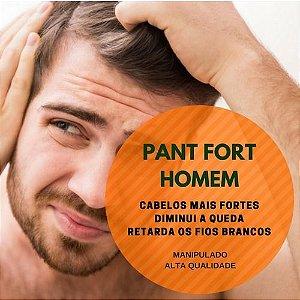 Pantofort Hair Homem : Mais Forte que Pantogar - Tratamento para Queda e Fortalecimento dos Cabelos
