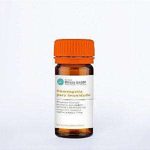 Homeopatia para imunidade : Gripes, Resfriados, Vírus - Glóbulos 15g