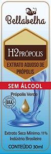 Própolis  Sem Álcool 11% - Gotas 30ml - Bellabelha