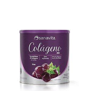 Sanavita Colágeno Skin Uva 300g