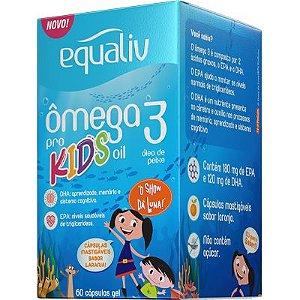 Equaliv Ômega 3 Kids