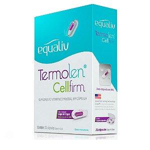 Equaliv Termolen Cellfirm : Anti Celulite 31 Cápsulas