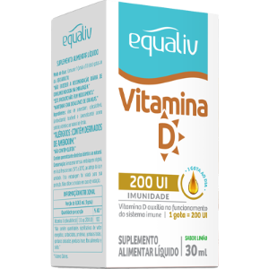 Equaliv Vitamina D Adulto 30ml