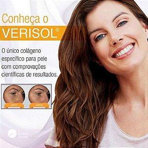 Colágeno Verisol 2,5g - Combate Rugas e Flacidez - 60 Doses