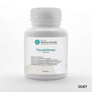 Tocotrimax 200mg - O Melhor Da Vitamina E - 90 Doses
