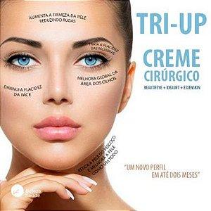 Tri Up Creme Cirúrgico tri-up - Auxilio na Firmeza de Pele - 60 gramas