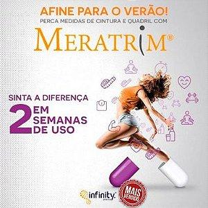 Meratrim 400mg : Modulador Corporal, Redução da Gordura Visceral - 180 doses