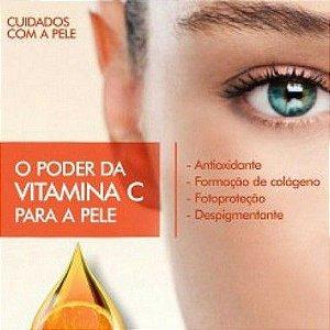Vitamina C 1000mg Antioxidante - 180 doses