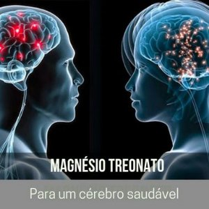 Magnésio L Treonato 420mg  - 180 doses