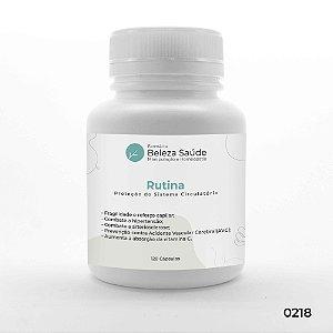 Rutina 300mg Proteção Sistema Circulatório - 120 doses