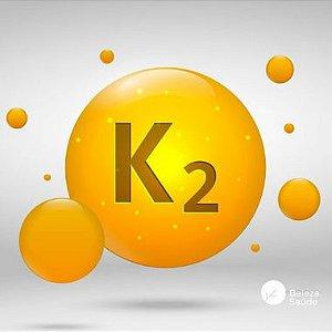 Vitamina K2 Mk-7 120mcg - Menaquinona - 120 doses