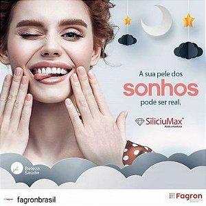 Siliciumax 150mg : Silício Orgânico - 60 doses