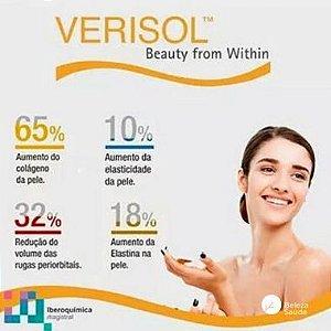Verisol 2,5g + Dmae - Rugas e Firmeza da Pele - 60 doses