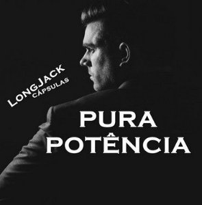 Long Jack + Maca Peruana - Mais Força e Disposição - 60 doses