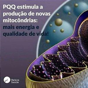 PQQ 20mg Prevenção de Cabelos Brancos - 30 doses
