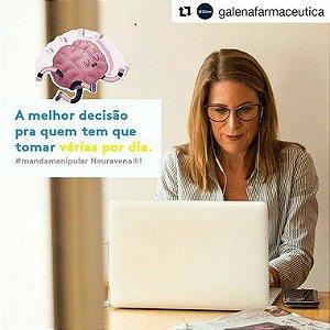 Neuravena 800mg - Estimula a memória - 30 doses