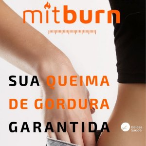 Mitburn 50mg : Emagrecedor de Resultado